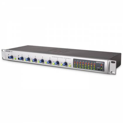 Presonus DIGIMAX D8 8 Channel Mic Preamp Product Image 2