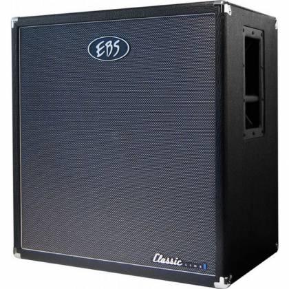 "EBS EBS-410CL 500 Watt RMS 4 Ohm, 4x10"" + 2"" Bass Cabinet ebs-410-cl Product Image 2"