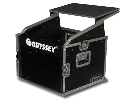 Odyssey FRGS806 Flight Ready Glide Style 8 Space x 6 Space Combo Rack Case Product Image 4