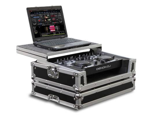 Odyssey FRGSDNMC36000 Flight Ready Glide Style Case For Denon DN-MC3000/DC-MC6000 DJ Controller Product Image 2