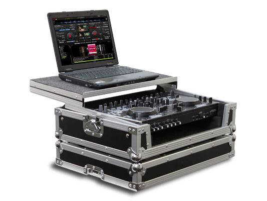 Odyssey FRGSDNMC36000 Flight Ready Glide Style Case For Denon DN-MC3000/DC-MC6000 DJ Controller Product Image 3