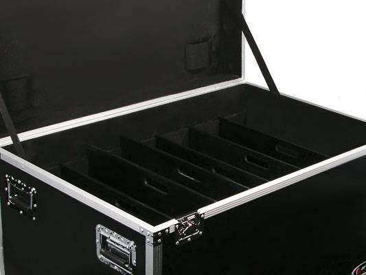 Odyssey FZUT2W Flight Zone Utility Trunk Touring Case with Organizing Trays and Dividers Product Image 3