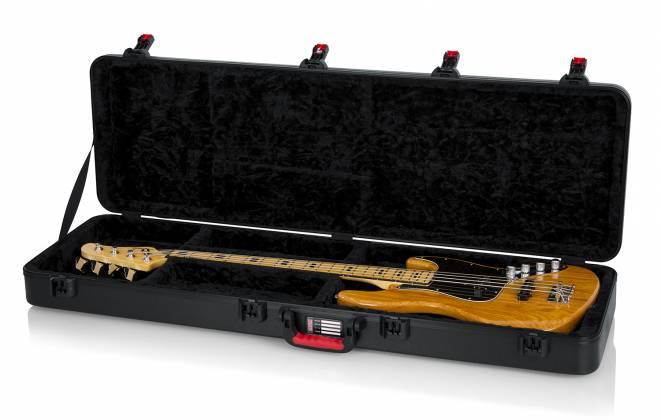 Gator MI GTSA-GTRBASS TSA Series ATA Molded Bass Guitar Case Product Image 3
