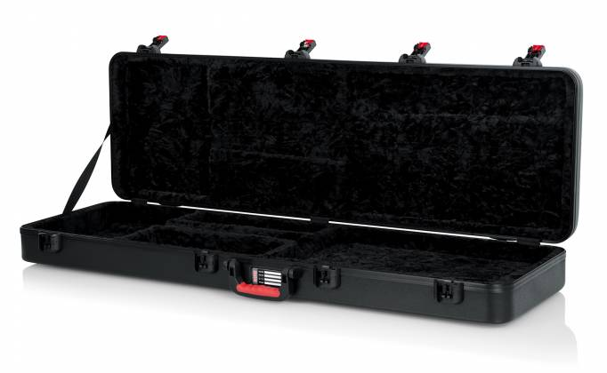 Gator MI GTSA-GTRBASS TSA Series ATA Molded Bass Guitar Case Product Image 7