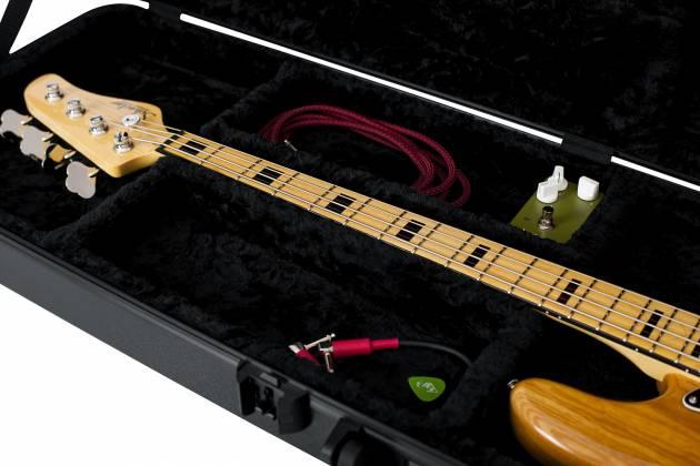 Gator MI GTSA-GTRBASS TSA Series ATA Molded Bass Guitar Case Product Image 6