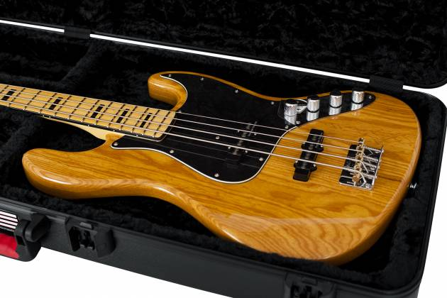 Gator MI GTSA-GTRBASS TSA Series ATA Molded Bass Guitar Case Product Image 8