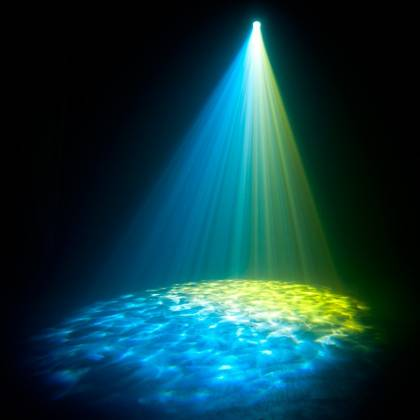 American DJ H2O-IR 12W LED Multi Coloured Simulated Water Flowing Effect Light Product Image 6