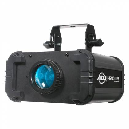 American DJ H2O-IR 12W LED Multi Coloured Simulated Water Flowing Effect Light Product Image 2