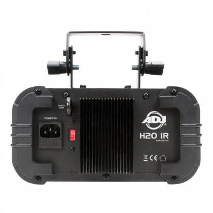 American DJ H2O-IR 12W LED Multi Coloured Simulated Water Flowing Effect Light Product Image 4