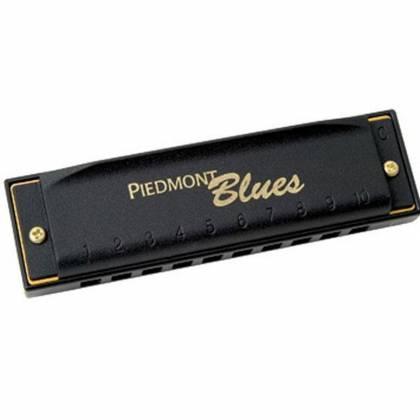 Hohner PBH7 Harmonica 7pc Piedmont Blues set Product Image 4