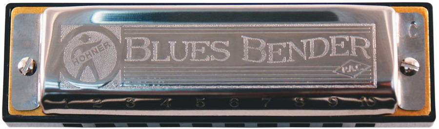 Hohner BBBX-G Blues Bender Blistered Key of G Product Image 3