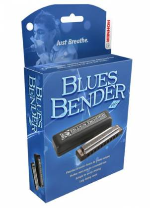 Hohner BBBX-G Blues Bender Blistered Key of G Product Image 2