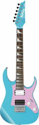Ibanez GRGM21C2GB-d Mikro 3/4 scale 6 string electric guitar (discontinued clearance)  (Prior Year Model) Product Image 2