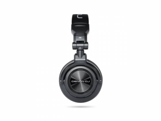 Denon DJ HP800 Headphones with Dual Sized Connectors Product Image 3