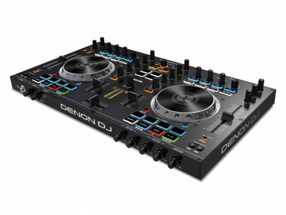 Denon DJ MC4000 Premium 2 Deck DJ Controller for Serato Product Image 5