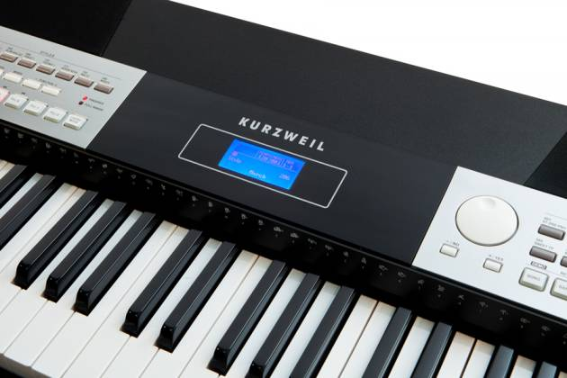 kurzweil ka110 88 note fully weighted hammer action keyboard with adjustable touch sensitivity. Black Bedroom Furniture Sets. Home Design Ideas