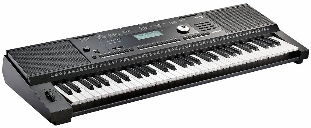 Kurzweil KP100 Touch Response Keyboard with 61 keys and 633 factory presets Product Image 5