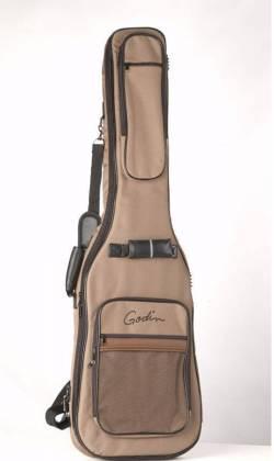 Godin 033645 A4 Ultra Natural SG Fretless EN SA 4 String Bass Product Image 5