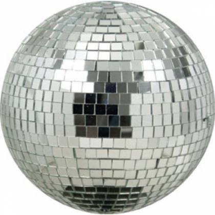 American DJ M-800 Glass 8 Inch Mirror Ball Product Image 2