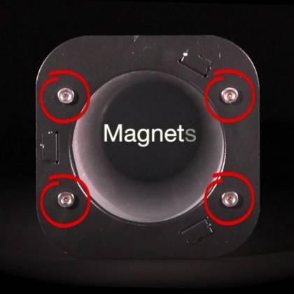 American DJ MAGNA-TUBE 3ft Plastic Tube for ADJ Flat Pars Series Product Image 2