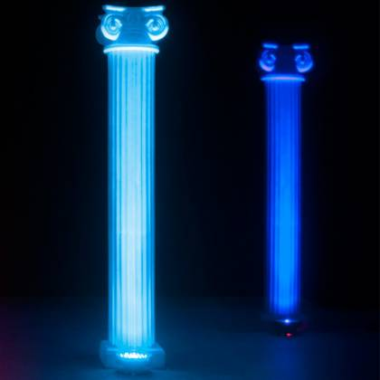 American DJ MEGA-PAR-PROFILE-PLUS 2-IN-1 LED Par RGB and UV Product Image 3