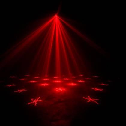 American DJ MICRO-GOBO-II Red & Green Laser Effect IR - 30MW Green / 80mW Red (9W) Product Image 4