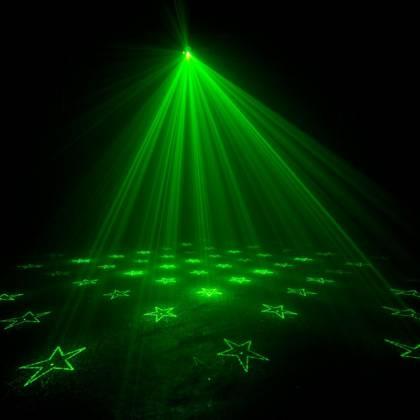 American DJ MICRO-GOBO-II Red & Green Laser Effect IR - 30MW Green / 80mW Red (9W) Product Image 5