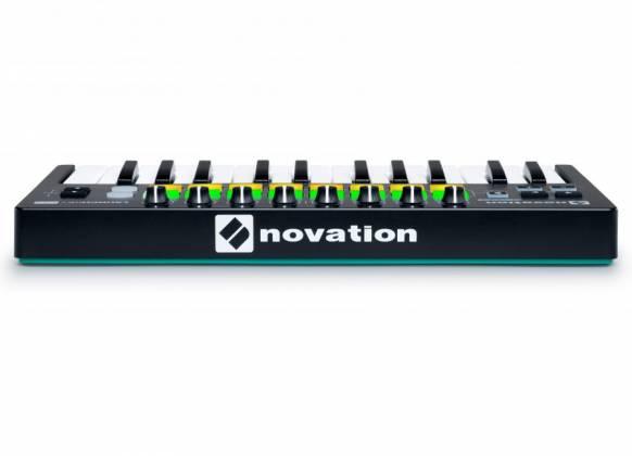 Novation Launchkey Mini MK2 Portable and Compact Mini MIDI Keyboard Controller Product Image 4