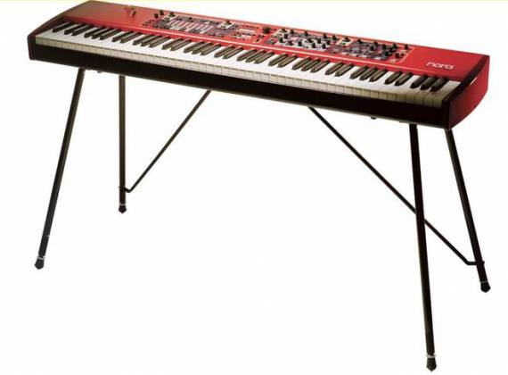 Nord By Clavia NSCL Nord Keyboard Stand EX for Nord Stage 2 Nord Stage EX Nord Piano 2 and More Product Image 3
