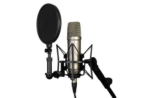 Rode NT1-A Cardioid Condenser Microphone Product Image 6