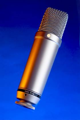Rode NT1-A Cardioid Condenser Microphone Product Image 3