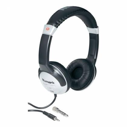 Numark HF125 Professional DJ Headphones Product Image 2