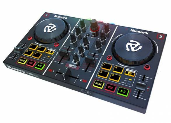 Numark Party Mix DJ Controller with free DJ software and Lightshow  Product Image 3