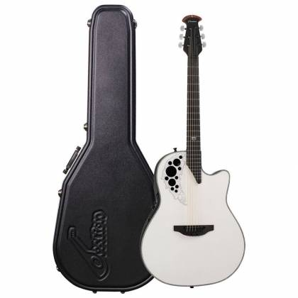 Ovation 2078ME-6P MELISSA ETHERIDGE SIGNATURE Acoustic-Electric Guitar Product Image 4