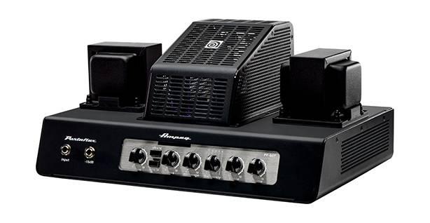 Ampeg PF50T Portaflex Series Bass Amplifier Head Product Image 5