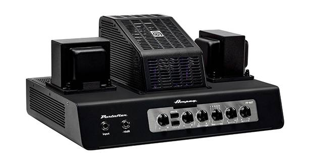 Ampeg PF50T Portaflex Series Bass Amplifier Head Product Image 4