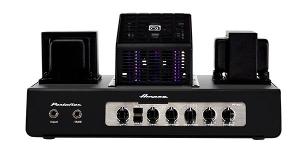 Ampeg PF50T Portaflex Series Bass Amplifier Head Product Image 3