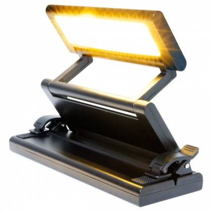 Profile PML-5000 Foldable Lamp with 24 LEDs for Music Stands-Lecterns-Desktop(discontinued clearance) Product Image 5