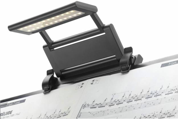 Profile PML-5000 Foldable Lamp with 24 LEDs for Music Stands-Lecterns-Desktop(discontinued clearance) Product Image 4