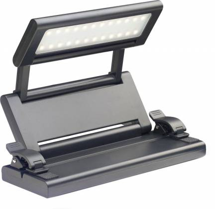 Profile PML-5000 Foldable Lamp with 24 LEDs for Music Stands-Lecterns-Desktop(discontinued clearance) Product Image 3