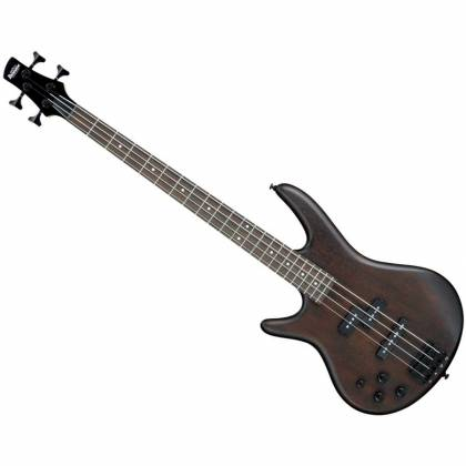 Ibanez GSR200BLWNF-d Left-Handed Bass Guitar, 4 String Walnut Flat Details (discontinued clearance)  (Prior Year Model) Product Image 2