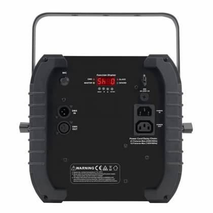 American DJ REVO-4-IR DMX Moonflower/Strobe Fixture with 256x 5mm RGBW LED 34W Product Image 3