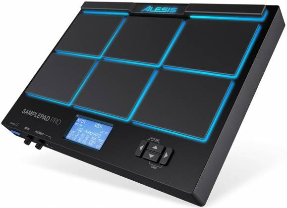 Alesis SamplePad Pro 8-Pad Percussion and Sample Triggering Instrument Product Image 2