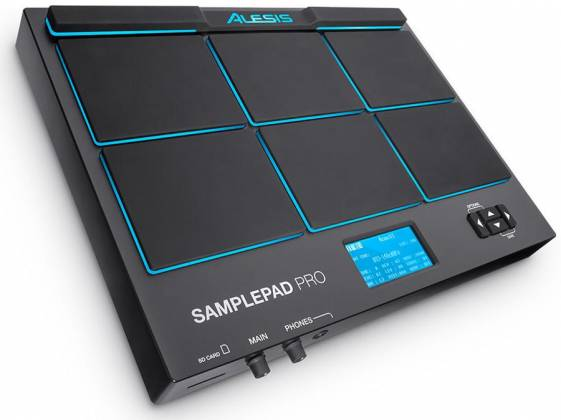 Alesis SamplePad Pro 8-Pad Percussion and Sample Triggering Instrument Product Image 3