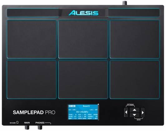 Alesis SAMPLEPADPROXUS 8-Pad Percussion and Sample Triggering Instrument Product Image 4