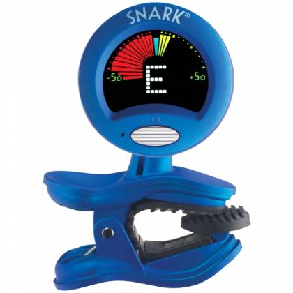 Snark SN-1X Clip-On Chromatic Guitar and Bass Tuner with Metronome sn-1-x Product Image 2