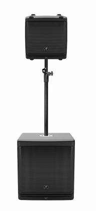 Mackie SPM300 Speaker Pole Mount for DLM series speakers Product Image 2