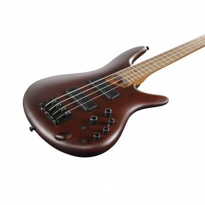 Ibanez SR500E-BM 4 String RH Bass Guitar - Brown Mahogany Product Image 6