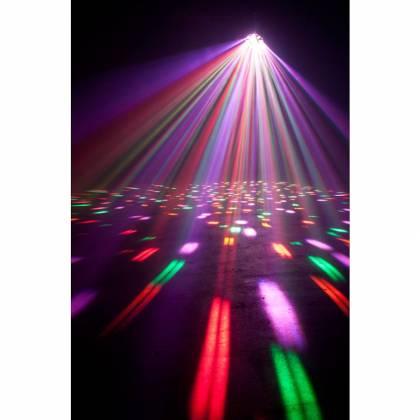American DJ Stinger II DMX 3-in-1 LED Effect Fixture w/ 6x 5W RGBWYP Laser UV Product Image 5