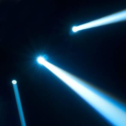 American DJ SUPER-SPOT-LED 10-Watt LED Pinspot Product Image 4